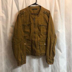 Plus Size Maurice's Jacket